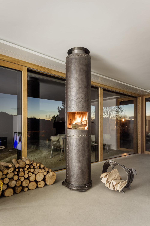 «Zrugg»-Feuerstelle in St.Gallen