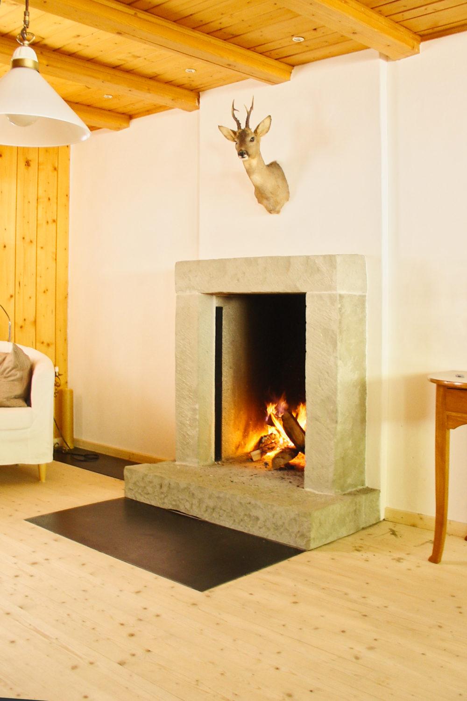 Archarische offene Feuer- und Grillstelle in Wattwil