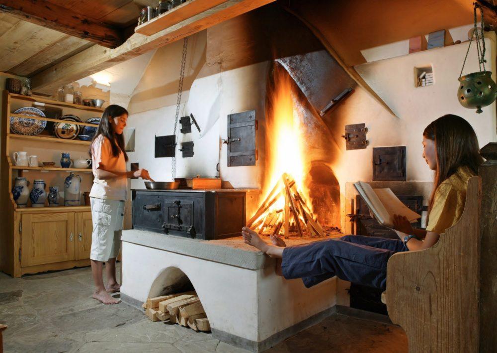 Offene Feuerstelle in Ebnat-Kappel